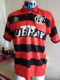 Camiseta Flamengo 1995