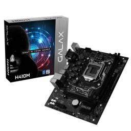 Placa mãe Galax H410M 10º Gen Intel