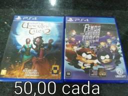 Games, Games, Games, muitos games....