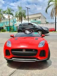 Carro elétrico Jaguar