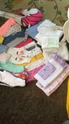 Lote de coisinhas para seu bebê 12a24 meses - ler descrição