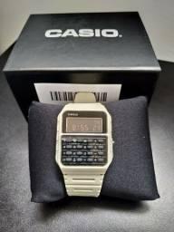 Relógio Casio Calculadora CA-53WF-8BDF