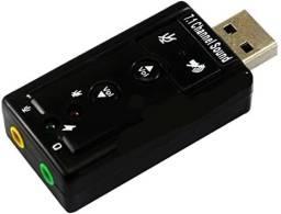 Vendo Placa de Áudio USB
