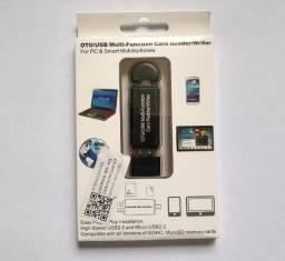 Título do anúncio: Pen driver adaptador para micro SD de celular