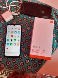 Vende-se um celular redmi Note 7