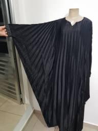 Abaya vestido Preto