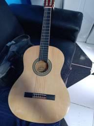 Vende  se violão harmonics seme novo