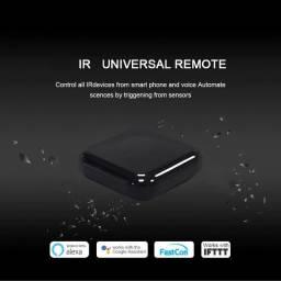 Wi-Fi Smart IR Controller. Automatize sua casa