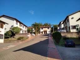 Título do anúncio: Casa 3d semi-mobiliada em condominio fechado em Viamão