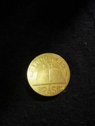 1000 réis moeda antiga rara