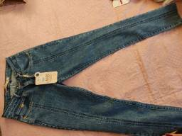 Título do anúncio: Calça jeans nova/ nunca foi usada