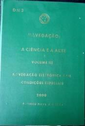 Título do anúncio: Livro Navegação A Ciência e a Arte Vol 3