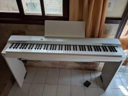 Título do anúncio: Piano Digital Cassio Privia Px 160