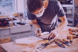 Título do anúncio: Vaga para carpinteiro / marceneiro