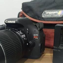 Título do anúncio: Câmera Profissional - Canon EOS Rebel T3i