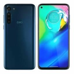 Motorola g8 Power novo azul marinho
