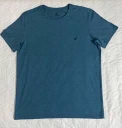 Camiseta Azul Novíssima - M