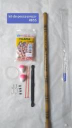 Vendo kit para pesca