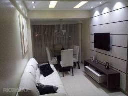Título do anúncio: Apartamento com 3 dormitórios à venda, 72 m² por R$ 450.000,00 - Patamares - Salvador/BA