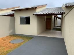 Casa com entrada Parcelada