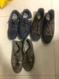 Sapatos 43 usados