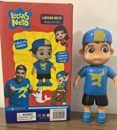 Boneco Lucas Neto Que Fala Liquidação Novo