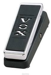 Pedal VOX 847 original, estado de novo, completo com bag, tags e manuais