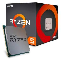 Processador AMD Ryzen 5 1600AF, Cache 19MB, 3.2GHz (3.6GHz Max Turbo)