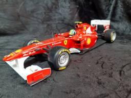 Miniatura Ferrari F1 Felipe Massa scala 1/18