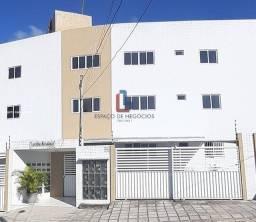 Apartamento para Venda em João Pessoa, Castelo Branco, 2 dormitórios, 1 suíte, 1 banheiro,