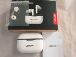fone Lenovo original na caixa