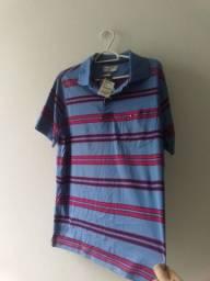 Camisa masculina nova com etiqueta