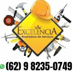 Título do anúncio: Eletricista , pintor, encanador, pedreiro.