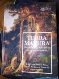 Vendo Livro -Terra Matura
