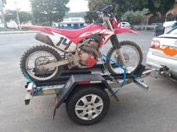 Aluguel de carretinha para transportar motos