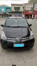 Nissan Livina 1.8 S automático, 2010/2010<br>Km 116 mil