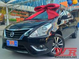 Nissan Versa SL 1.6 Flex Automático, Baixo KM!
