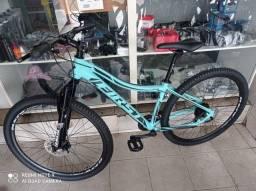 Bicicleta MTB aro 29 feminina First nova!!
