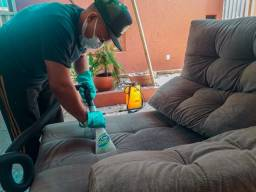 Limpeza profissional na LimpClean