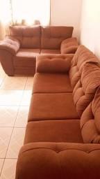 Vendo sofá  Semi novo em perfeito estado de novo