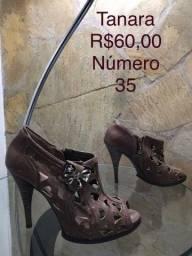 Título do anúncio: Sapato tanara numero 35