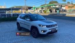 Título do anúncio: COMPASS 2018/2019 2.0 16V FLEX LIMITED AUTOMÁTICO