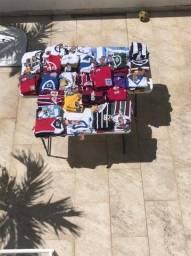 Título do anúncio: Camisas liga retrô oficiais
