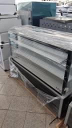 Balcão Refrigerado 1,50m p/ refrigerantes e laticínios 220v