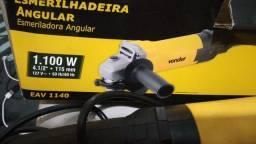 Título do anúncio: esmerilhadeira angular 110 voltz