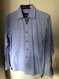 Camisa American Breed (nunca usada), camisa Náutica e brinde camisa tommy e calvin klein
