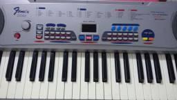 Teclado musical Fênix CK60 (LEIA A DESCRIÇÃO)
