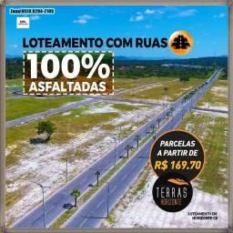 Terras Horizonte Loteamento- Venha investir .