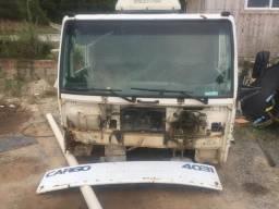 Cabine Ford cargo completa para-choque estribo para-lama - 2002