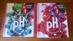Livros sistema PH de Ensino